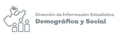 Dirección de información estadística demográfica y social