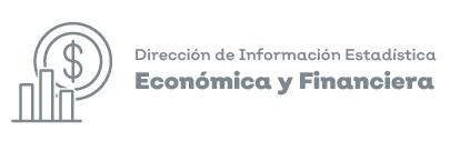Icono de la dirección de información estadística económica y financiera