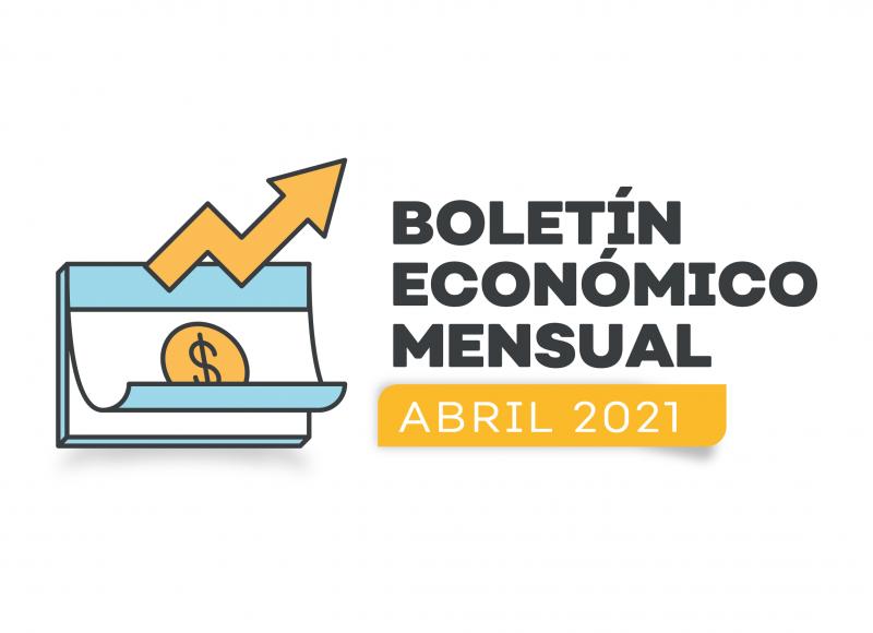 Boletín Económico mensual del mes de abril