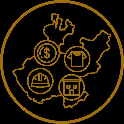 Icono de Sectores estratégicos