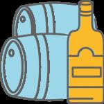 Industria de las bebidas y del tabaco