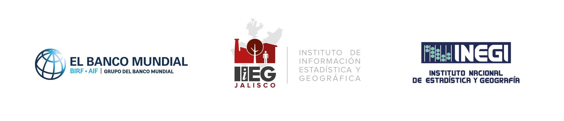 La Estrategia se realiza en colaboración con el Gobierno de Jalisco, INEGI y Banco Mundial.
