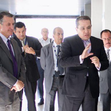 Julio Alfonso Santaella, INEGI; Rogelio Campos, IIEG