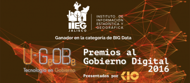 Ganador Categoria BIG Data