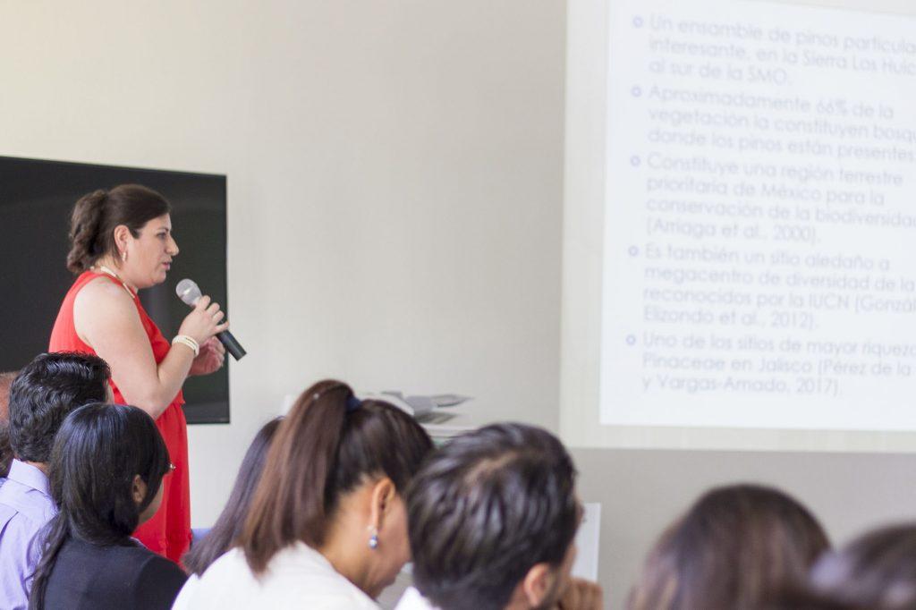 Presentación de proyecto Diplomado UNIGIS Jalisco