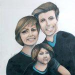 Familia Realizada. Hugo Sebastián Valdivia Celis