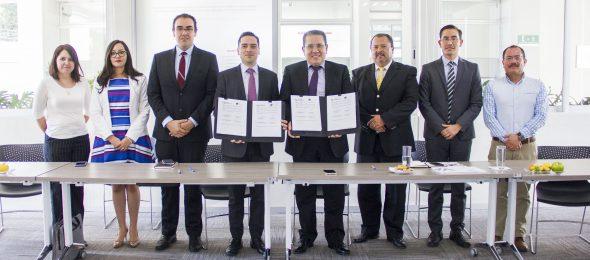 Acuerdo de Cooperación entre IIEG Jalisco y Sedeco Michoacán