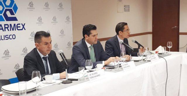 Presentación del Estudio de Expectativas Económicas del Sector Privado Jalisciense del segundo semestre 2018