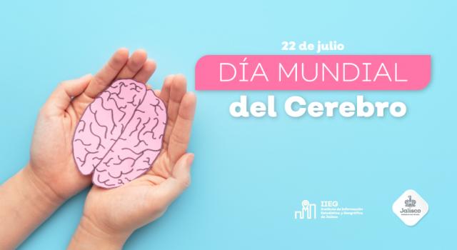 Día mundial del cerebro 22 de julio